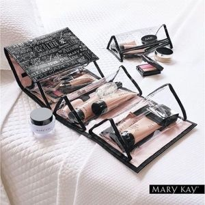 Mary Kay Travel Roll Up Bag